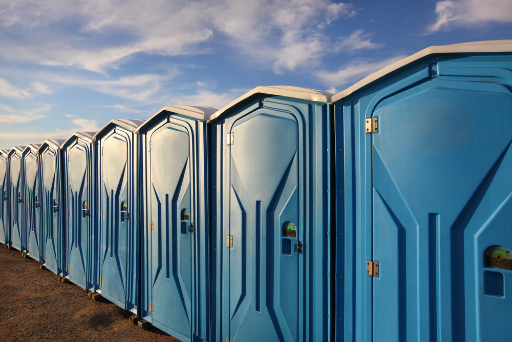 Choosing Portable Toilets for Your Sports Event First Class Rentals