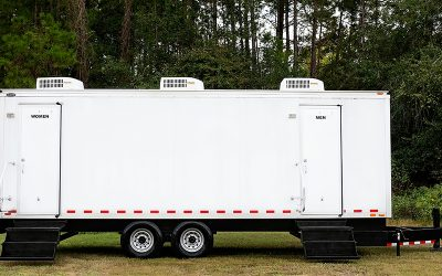 The Benefits of Classy Portable Restroom Trailers