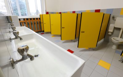 The Importance of Clean Toilets in Schools