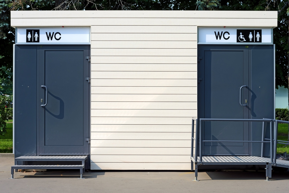 Safely Handling Wastewater: Holding Tanks for Portable Toilets, First Class Rentals, Houston
