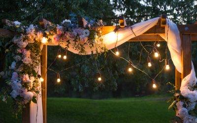 Choosing a Theme for Your Outdoor Wedding