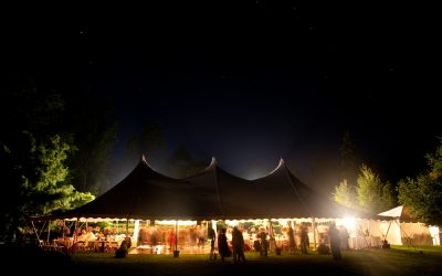Entertaining Your Guests at Your Outdoor Wedding