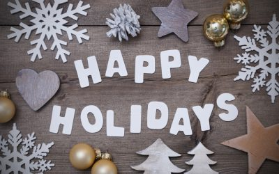 Happy Holidays from First Class Rentals!